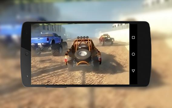 4x4 OffRoad Jeep Racing 3D SUV poster