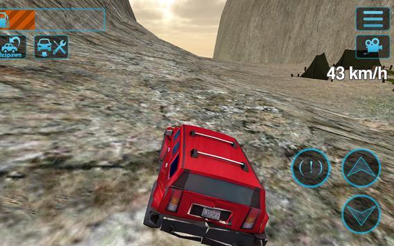 4x4 OffRoad Jeep Racing 3D SUV screenshot 11