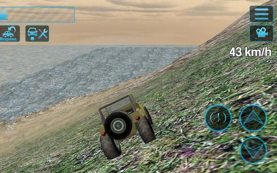 4x4 OffRoad Jeep Racing 3D SUV screenshot 3