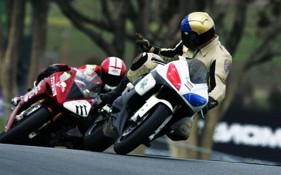 Police Moto Bike Road Rider 3D apk screenshot
