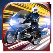 🏍️Police Motorbike Rider 3D! icon