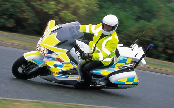 🏍️Police Motorbike Rider 3D! screenshot 1