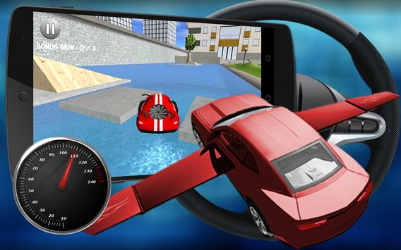 RC HoverCraft Airplane Race 3D screenshot 7