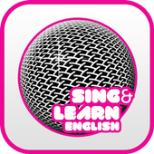 Sing & Learn English icon
