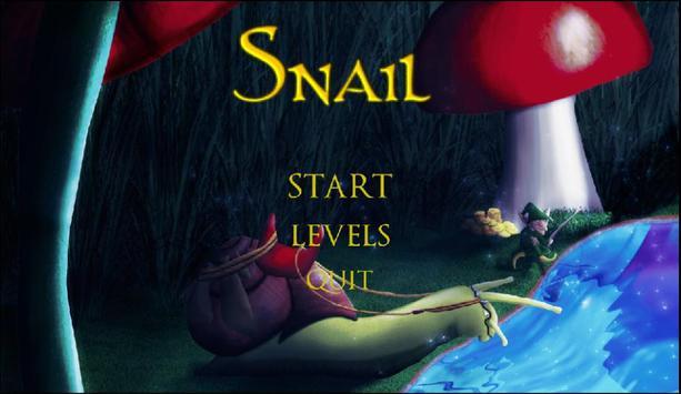 Snail HD poster