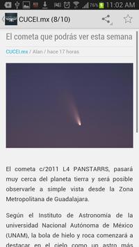 CUCEI.mx apk screenshot