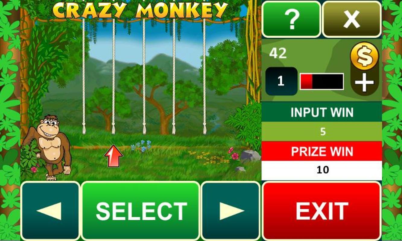 juegos de casino crazy monkey 2