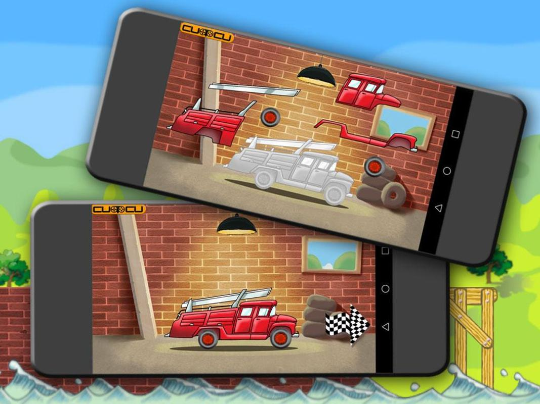car games kids apk screenshot