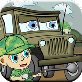 Army Games Free For Kids icon