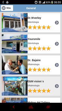 Mi Salud App plakat