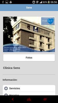 Mi Salud App screenshot 2