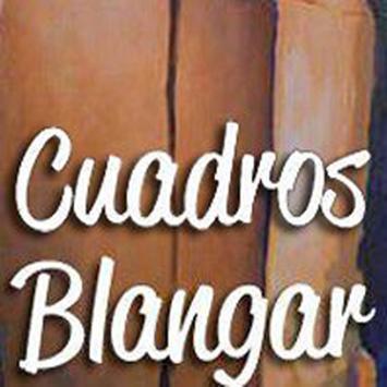 App Cuadros Blangar poster