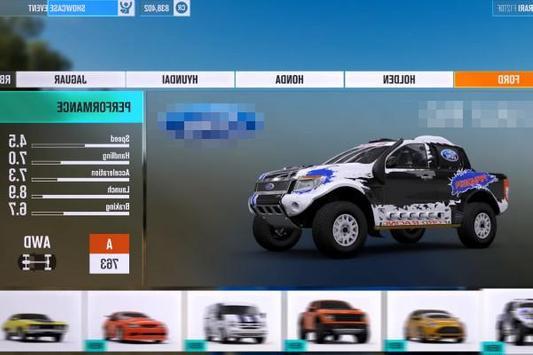 Game Forza Horizon 3 Trick poster