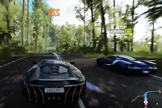 Game Forza Horizon 3 Trick screenshot 2