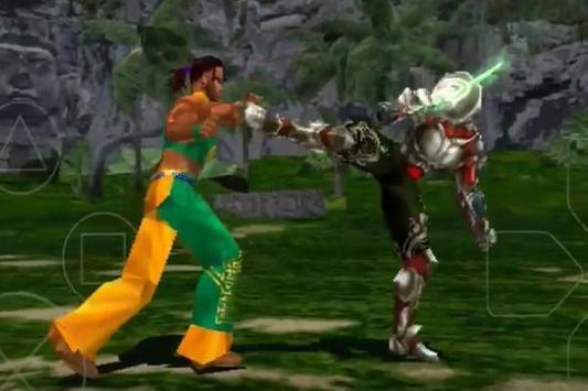 Game Tekken 3 Trick screenshot 2