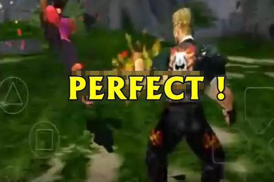 Game Tekken 3 Trick screenshot 5