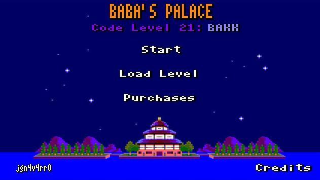 Baba´s Palace screenshot 2