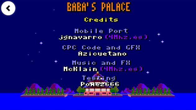 Baba´s Palace screenshot 4