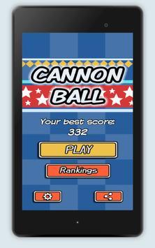 Cannon Ball 480 screenshot 10