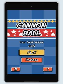 Cannon Ball 480 screenshot 5