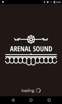Arenal Sound poster