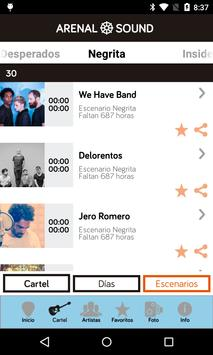 Arenal Sound screenshot 4