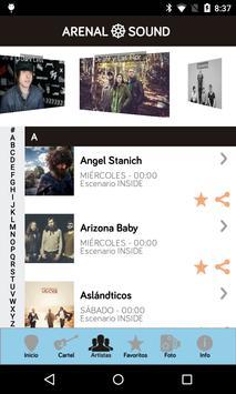 Arenal Sound screenshot 5