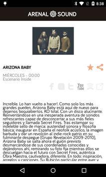Arenal Sound screenshot 6