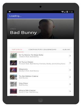 Bad Bunny Song apk screenshot