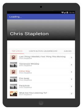 Chris Stapleton screenshot 3