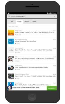 Lagu Malaysia Dato Siti Nurhaliza apk screenshot