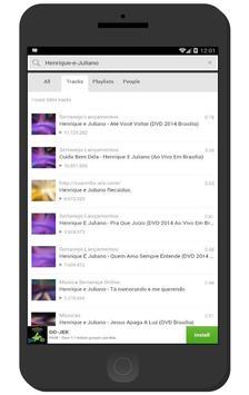 Henrique e Juliano Full Musica e Letras apk screenshot