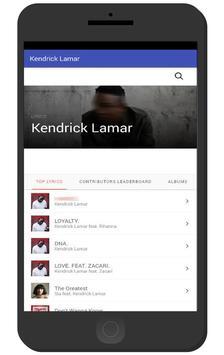 Kendrick Lamar screenshot 1