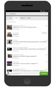 Luis Fonsi Despacito feat. Daddy Yankee apk screenshot