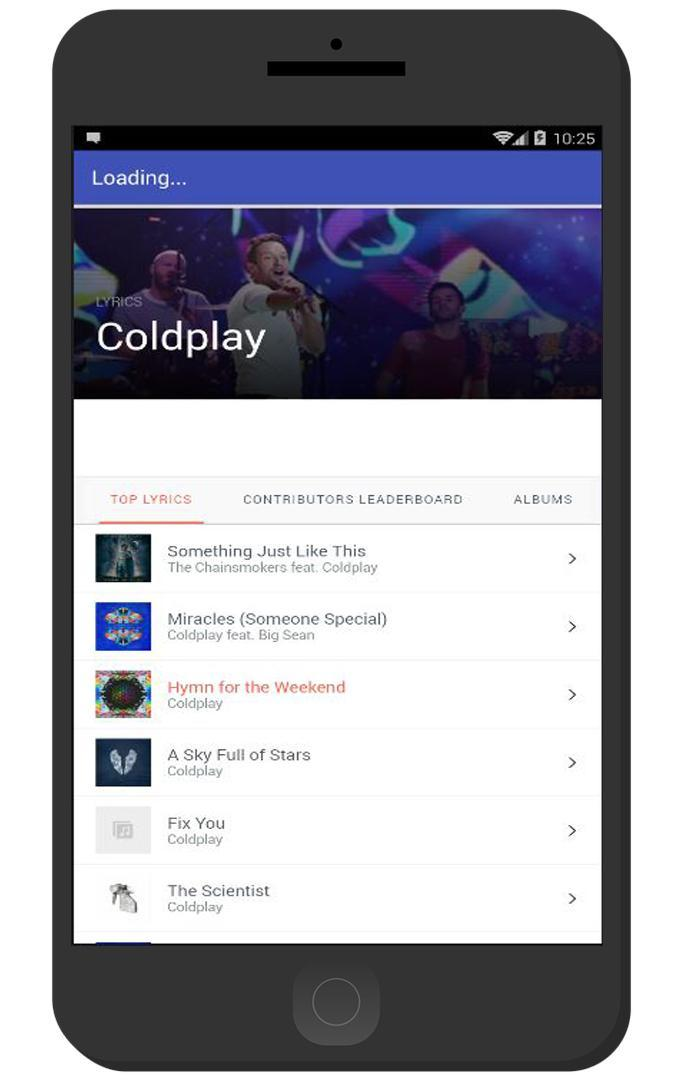 Coldplay - Something Just Like This for Android - APK Download