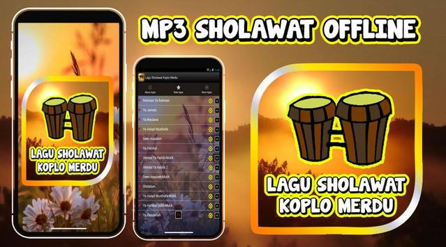 Lagu Sholawat Koplo Merdu screenshot 4