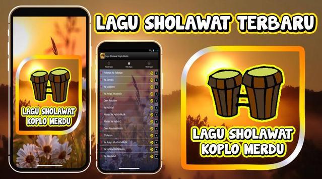 Lagu Sholawat Koplo Merdu screenshot 1