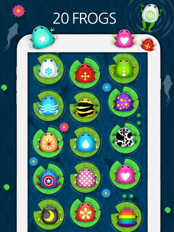 pocket frogs apk mod android