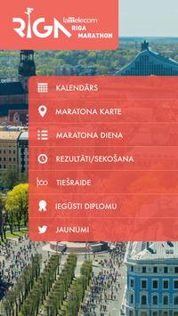 Lattelecom Rīgas Maratons poster