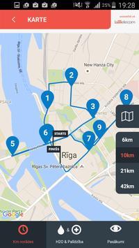Lattelecom Rīgas Maratons apk screenshot