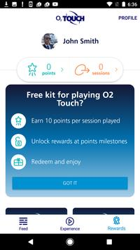 O2 Touch screenshot 4