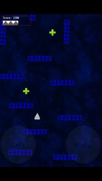 Cubefield screenshot 3