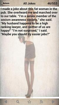 Lawyer Jokes 800+ apk screenshot