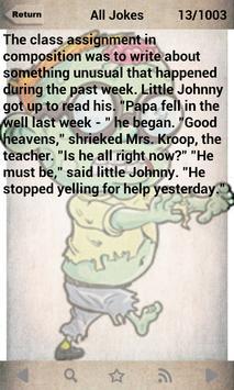 1000+ Litter Johnny Jokes poster