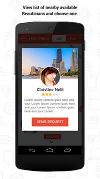 CubeServe Customer apk screenshot