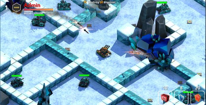 Block Tank Wars 3 screenshot 16