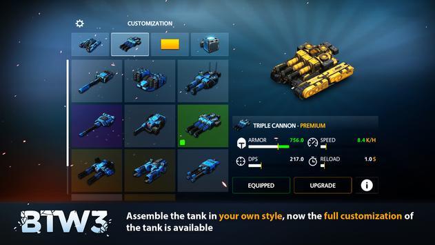 Block Tank Wars 3 screenshot 1