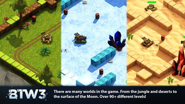 Block Tank Wars 3 screenshot 2