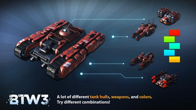 Block Tank Wars 3 screenshot 3