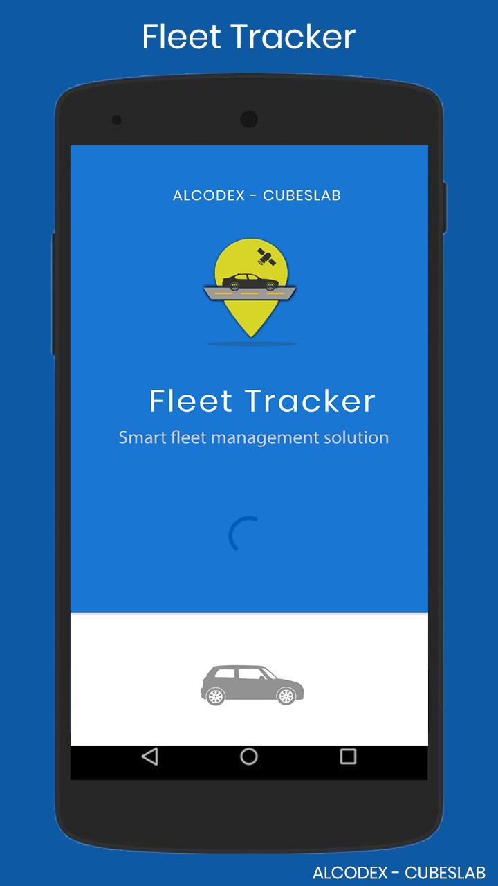 Fleet Tracker poster